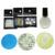 Plantillas Plantillas Para Paiting Esmalte de Uñas 3D Decoraciones Del Arte Del Clavo Set Kits TMOW003
