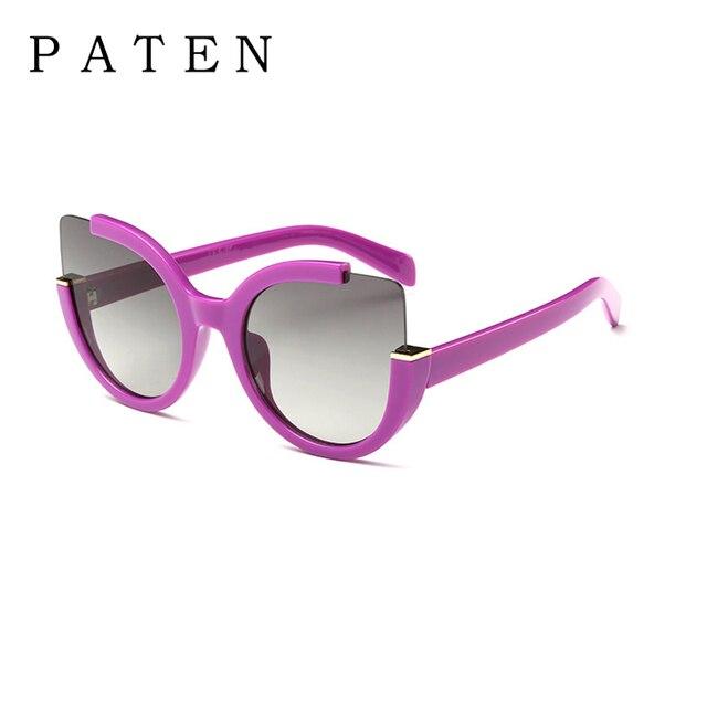 Retro Vintage Cateye Sunglasses 2017 Party Summer Popular cat eye Women  Glasses Fashion female lady Cheap d80fb84f98