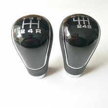 New 5 Speed 6 Manual Transmission Gear Shift Knob For Mazda 3 2 Head car styling assessoires