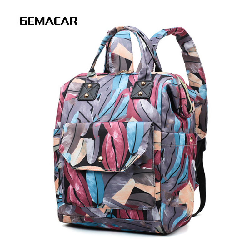 2019 New Womens Backpack Feather Fashion Female Fancy Package Large Capacity Leisure Travel Backpack Elegant2019 New Womens Backpack Feather Fashion Female Fancy Package Large Capacity Leisure Travel Backpack Elegant