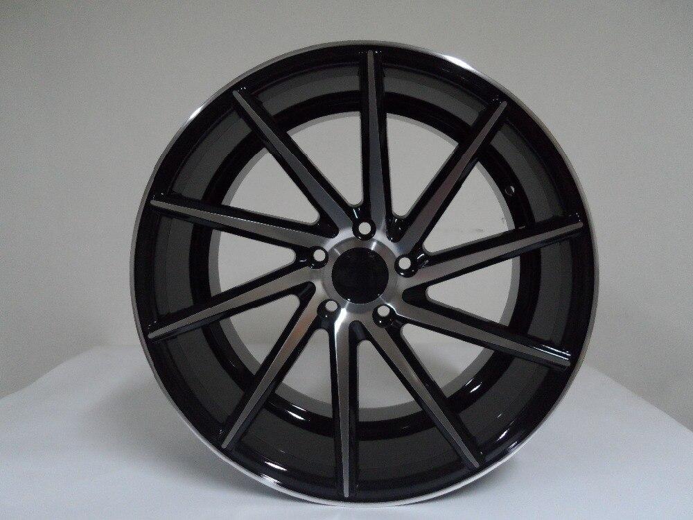 High quality 19x9 5 et 35 5x114 3 OEM Alloy Wheel Rims W013
