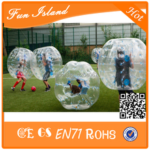 10PCS(5Blue+5Red+2Blower) Free Shipping 1.5M Bubble Soccer,Inflatable Bubble Ball Suit, Zorb Ball, Zorb Football,Bumper Ball