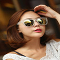Sell like hot cakes with transparent box multicolor luster membrane Ms male gm rice restoring ancient ways sunglasses