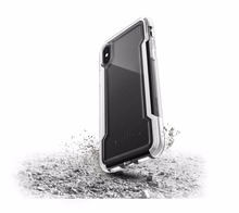 X-Doria Defense Clear Series Case for iPhone X