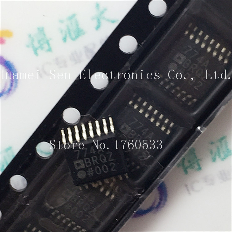 Module  ADG774 ADG774ABRQ ADG774ABRQZ SSOP16 Original authentic and new Free Shipping sca103t d04 sca103t smd12 original authentic and new in stock free shipping 2pcs