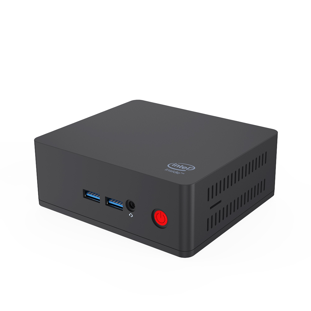AP45 J4205 Windows10 Mini PC 8GB 128GB Dual Band AC WiFi 1000Mbps Dual HD Display Support Sata HDD Win10 Pocket Mini Pc