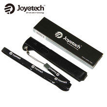 Authentic Joyetech eCom Leather Case Lanyard Carrying Pouch Pocket for Joyetech eCom/eCom-BT Electronic Cigarettes Starter Kit