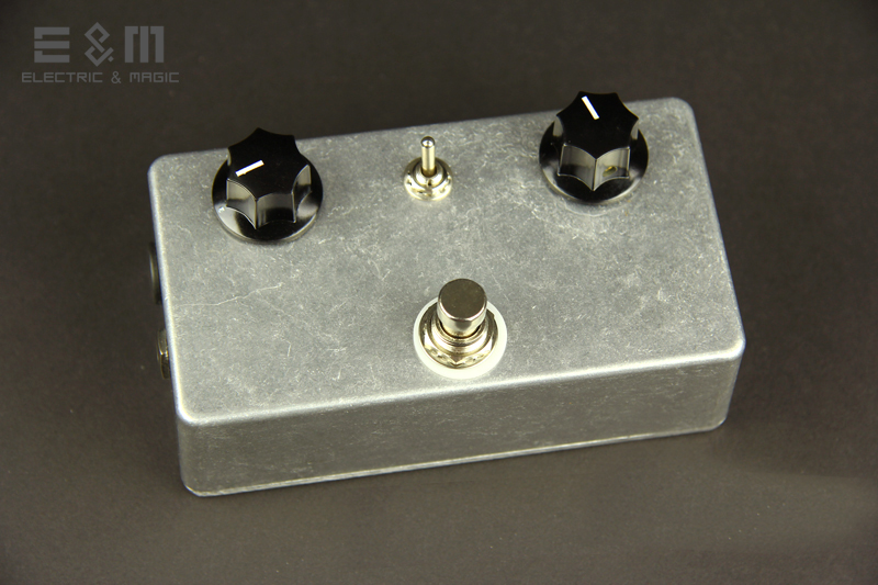 diy mod overdrive trotsky drive pedal electric guitar stomp box effects amplifier amp acoustic. Black Bedroom Furniture Sets. Home Design Ideas