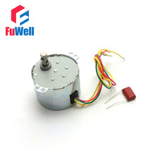 50 KTYZ Metall Shell 1.5r/min 6 Watt Watt 50Hz AC 220 V Fan Synchron Getriebe Motor 220 V(China)