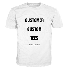 ONSEME Прямая доставка по индивидуальному заказу футболки животных/аниме/граффити/книги по искусству/Galaxy узор 3D футболка для мужчин/для женщин DIY буквы футболк