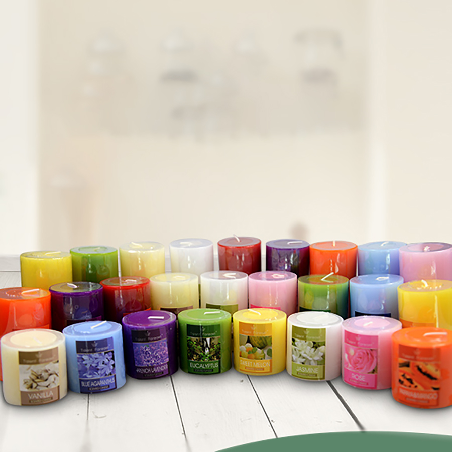 Home Scentend Candle Christmas Birthday Candles Weeding Bougie Decoratif Decorationromantic candle Gifts Candele Wax 50X0034 1