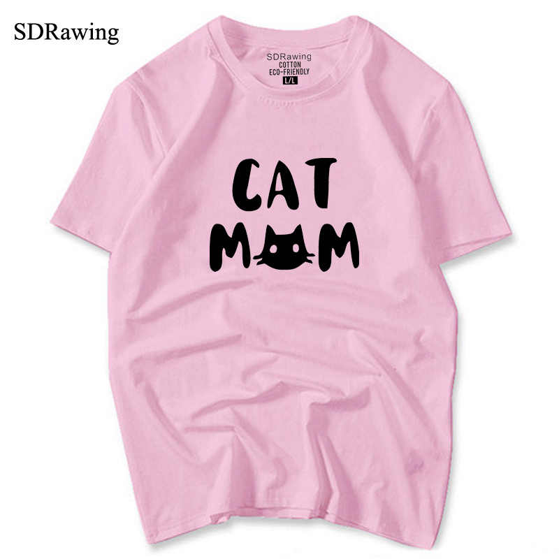 22d001b1 ... Cat mom shirt funny tee shirt cat t shirts mom gifts women graphic cat  lover gift ...