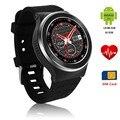 S99 3G Smartwatch Android 5.1 Quad Core 512 MB RAM 4 GB rom bluetooth pedômetro 4.0 gps smart watch reloj de batimento cardíaco Inteligente