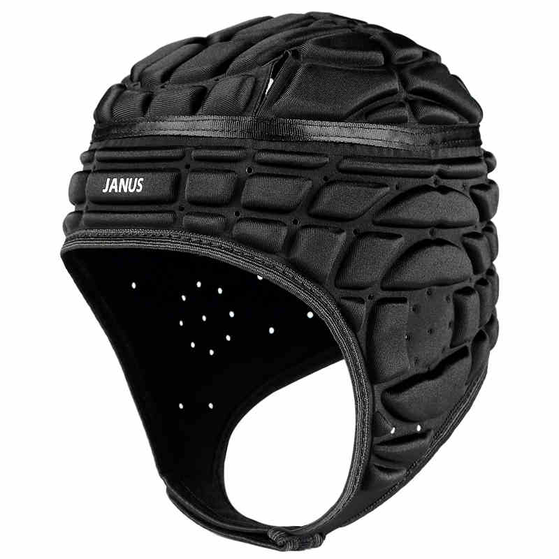 Professional Goalkeeper Helmet Goalkeeper Anti-collision hat Football helmet Soccer baseball Training Head Protection