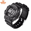 New Men Sports Watches Brand HOSKA LED Electronic Wristwatch 50 Meters Waterproof Fashion Man Outdoor Diving Digital Watch hd007