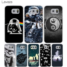 Lavaza Star Wars Hard Transparent Cover Case for Samsung Galaxy S7 Edge S6 S8 Edge Plus S5 S4 S3 & Mini S2