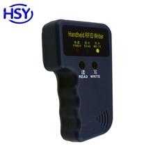 Handheld 125Khz RFID Card Reader Copier Writer Duplicator TK4100 ID EM Card Copy Rewritable EM4305 T5577 Cards Keyfobs