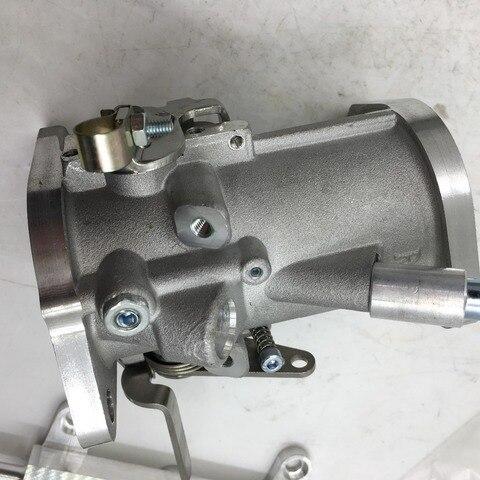 casryberg 42idf tubo de acelerador substituicao
