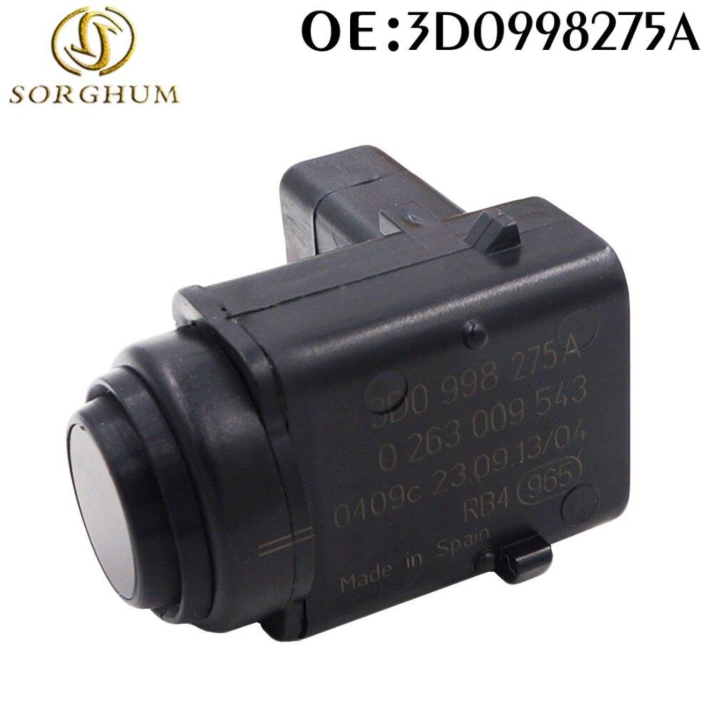 3D0998275A Parking Sensor System 1J0919275 For Skoda VW Bora EOS Golf Jetta Touareg Porsche Cayenne