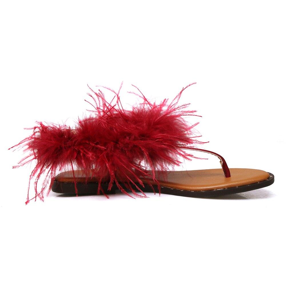 LAPOLAKA marque design luxe top qualité été sandales femme chaussures loisirs plage vacances chaussures femme tongs - 5