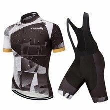 2018 cycling jersey set short sleeve men road bike mountain bike mtb Cycling clothing Bicycle maillot