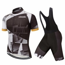 2018 cycling jersey set short sleeve men road bike mountain bike mtb Cycling clothing Bicycle maillot breathable Summer
