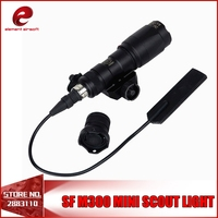 Airsoft Element Softair SF M300 Weapon Light Rifle Flashlights Tactical Flashlight Tan Waterproof And Shockproof Tactical Light