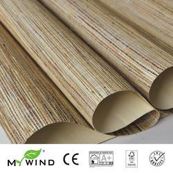 2019 MEIN WIND Grasscloth Tapete meer gras Abstrakte Plain 3D Tapete Luxus Wand Papier Für Schlafzimmer Wohnzimmer Wohnkultur