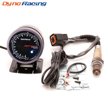 Dynoracing 60mm Car Auto Air Fuel Ratio Gauge & Narrowband Front Oxygen Sensor For 1999-2010 Hyundai Accent Meter