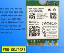 Sem Fio de Banda dupla-AC 8260NGW FRU:00JT481 8260ac BT4.2 M2 5G 867Mbps Placa De Rede Wi-fi para P40 P50S P70 460 X260 E560 L560