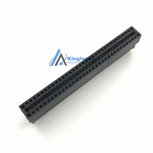 Image 5 - Termostabilità di alta qualità 64 Spille connettore slot per schede per il SEGA MEGA DRIVE MD Genesi console di gioco parte di Ricambio