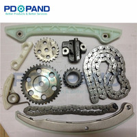 Timing cadeia kit para Mazda 3 6 MX5 Miata 2.0L 2.0 T para Ford Focus 1.8L 16 V DOHC L4|Componentes de tempo| |  -