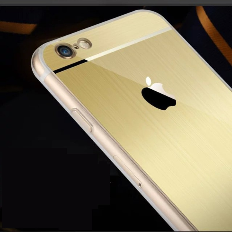iphone 5s gold and silver. luxury fashion (rose gold,gold,silver)color metal cover tpu soft case for iphone 6 plus 6s plus-in fitted cases from cellphones \u0026 telecommunications on 5s gold and silver