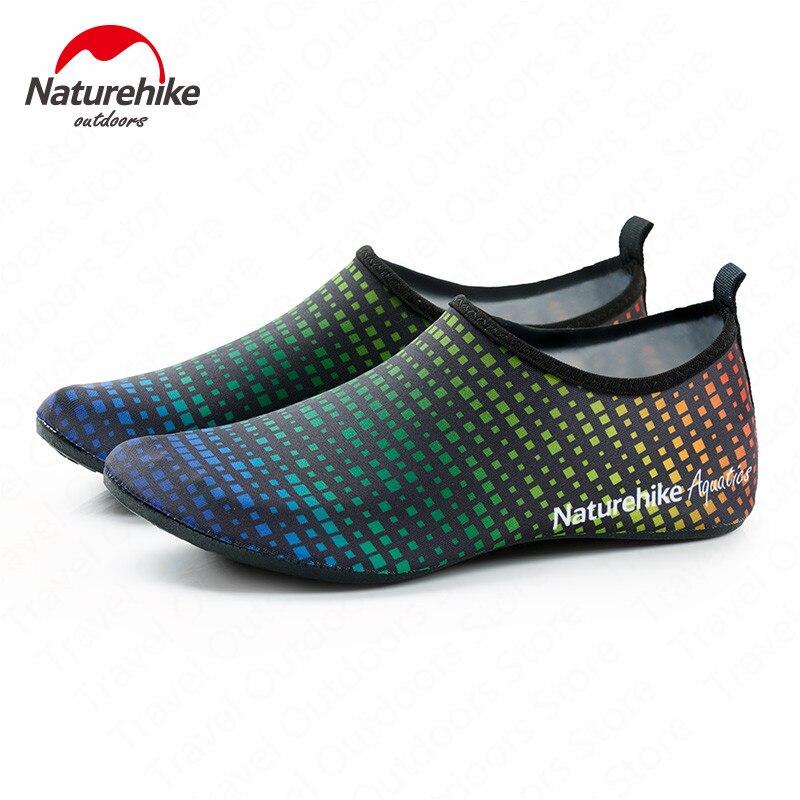 naturehike ao ar livre vadear sapatos respiravel 04