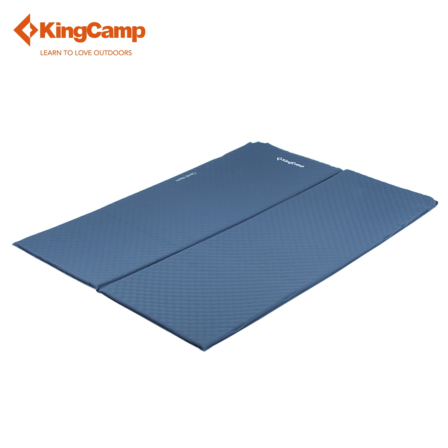 KingCamp Sleeping Pad Classic Double Self-Inflating Sleeping Mats for Hiking Outdoor Camping Mattress Pad for Traveling Trekking ноутбук qtech 116g 12 ultrabook windows 8 touch intel 8 750g hdd azerty qt116g