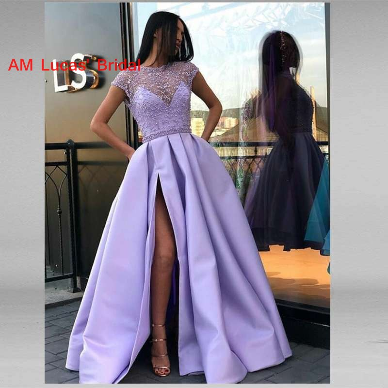 Long   Evening     Dress   Prom   Dresses   Gowns Plus Size New Women Formal Gown For Prom Wedding Party   Dresses   Robe De Soiree