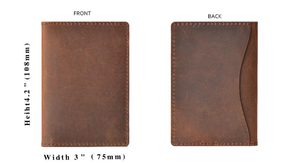 crazy horse leather card holder (10)