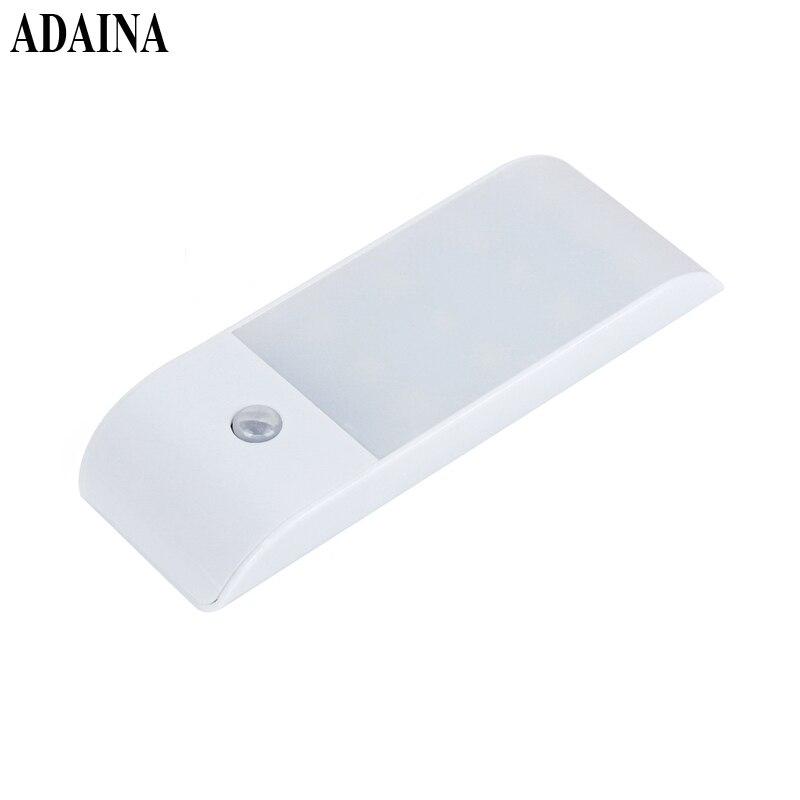 Adaina Интеллектуальный светодиодный зондирования ночь детская комната свет человека Средства ухода за кожей движения Индукционная зарядка ... ...