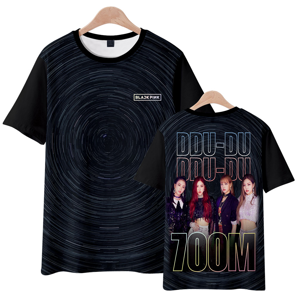 93b066c5cc8f5 Worldwide delivery blackpink kpop tshirt in NaBaRa Online