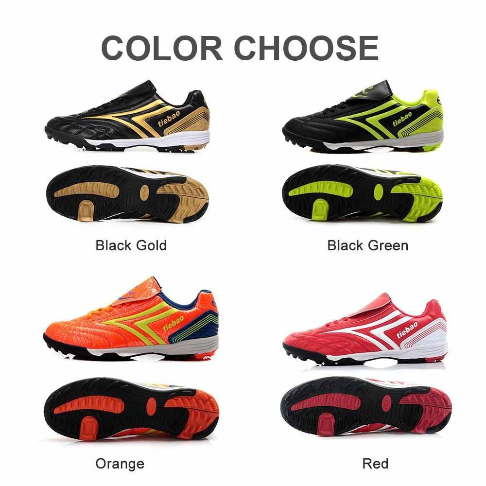 ec5b8e0b454 ... TIEBAO Professional Botas De Futbol Soccer Shoes Indoor Sports TF Turf  Soccer Cleats Men Women Football ...
