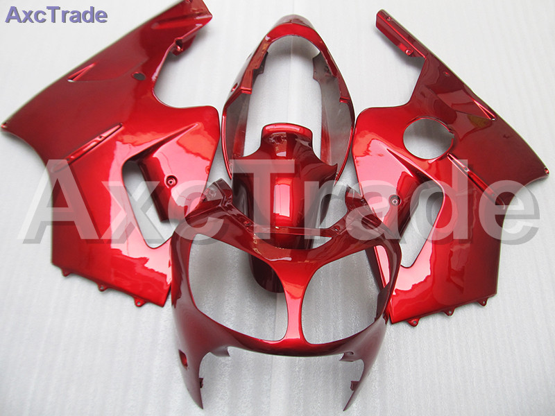 Red Moto Fairing Kit For Kawasaki ZZ-R 1200 ZX12R ZX-12R 2000 2001 00 01 Fairings Custom Made Motorcycle Bodywork Injection C520 high grade for kawasaki zx12r fairings 2000 ninja zx12 fairing 2001 zx 12r 00 01 green flame in glossy black sm17