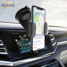 KISSCASE Suction Cup Car Phone Holder For Samsung A50 A70 A4