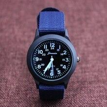 Новинка, JINNAIER, известный бренд, для мужчин, детей, для мальчиков и девочек, модные, крутые, кварцевые, Saber часы, для студентов, брезентовые, электронные, наручные часы