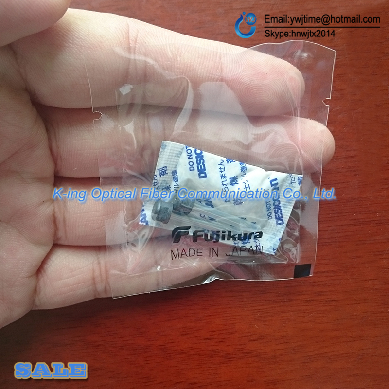 10pair/ Fujikura ELCT2-20A Electrodes For FSM-50S/50R FSM-60S/60R FSM-70S/70R FSM-80S/80R Fiber Optical fusion splicer10pair/ Fujikura ELCT2-20A Electrodes For FSM-50S/50R FSM-60S/60R FSM-70S/70R FSM-80S/80R Fiber Optical fusion splicer
