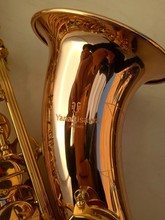 New Arrival Japan YANAGISAWA T-992 Phosphor Bronze Saxophone B Flat Tenor Bb Tune Gold Plated Sax Performance Instruments