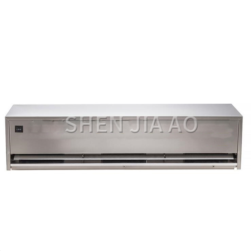Commercial Air Curtain Machine BXT-FM3518-L Air Curtain Machine Industrial Workshop Plant Stainless Steel Curtain Wind Machine
