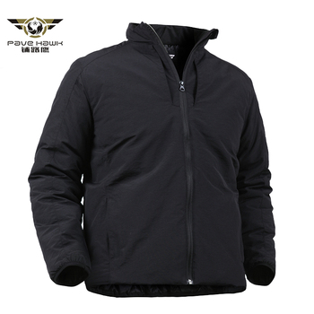 Winter Thick Down Parkas Urban Tactical Military Polit Bomber Jacket Men Thermal Padded Jackets Waterproof Flight Army Coats 3XL