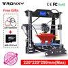 Tronxy High Precision Desktop 3D Printer Kit Reprap I3 Kit DIY Kit Professional Printer 3D Self
