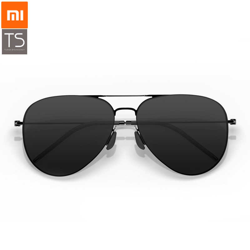 Xiaomi Turok Steinhardt TS Brand Nylon Polarized Stainless Sunglasses Lenses 100% UV-Proof for Outdoor Travel for Man Woman