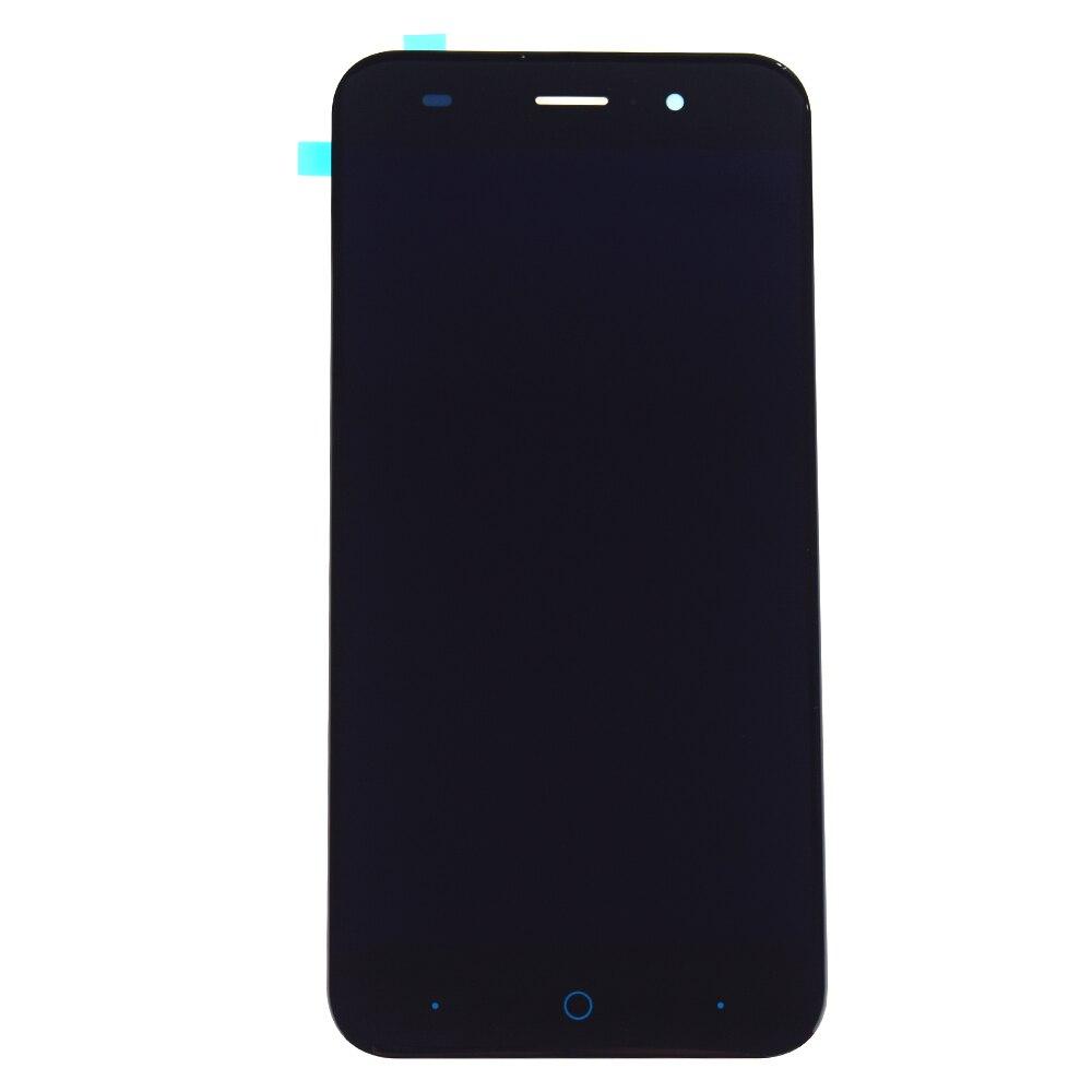 Pour ZTE Blade X7 D6 V6 Z7 T660 T663 Noir/Blanc Écran Tactile Digitizer Panneau En Verre + LCD Affichage ensemble de moniteur 100% Test